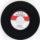 Tristan Palmer - Bad Boys / version (Black Solidarity) UK 7""